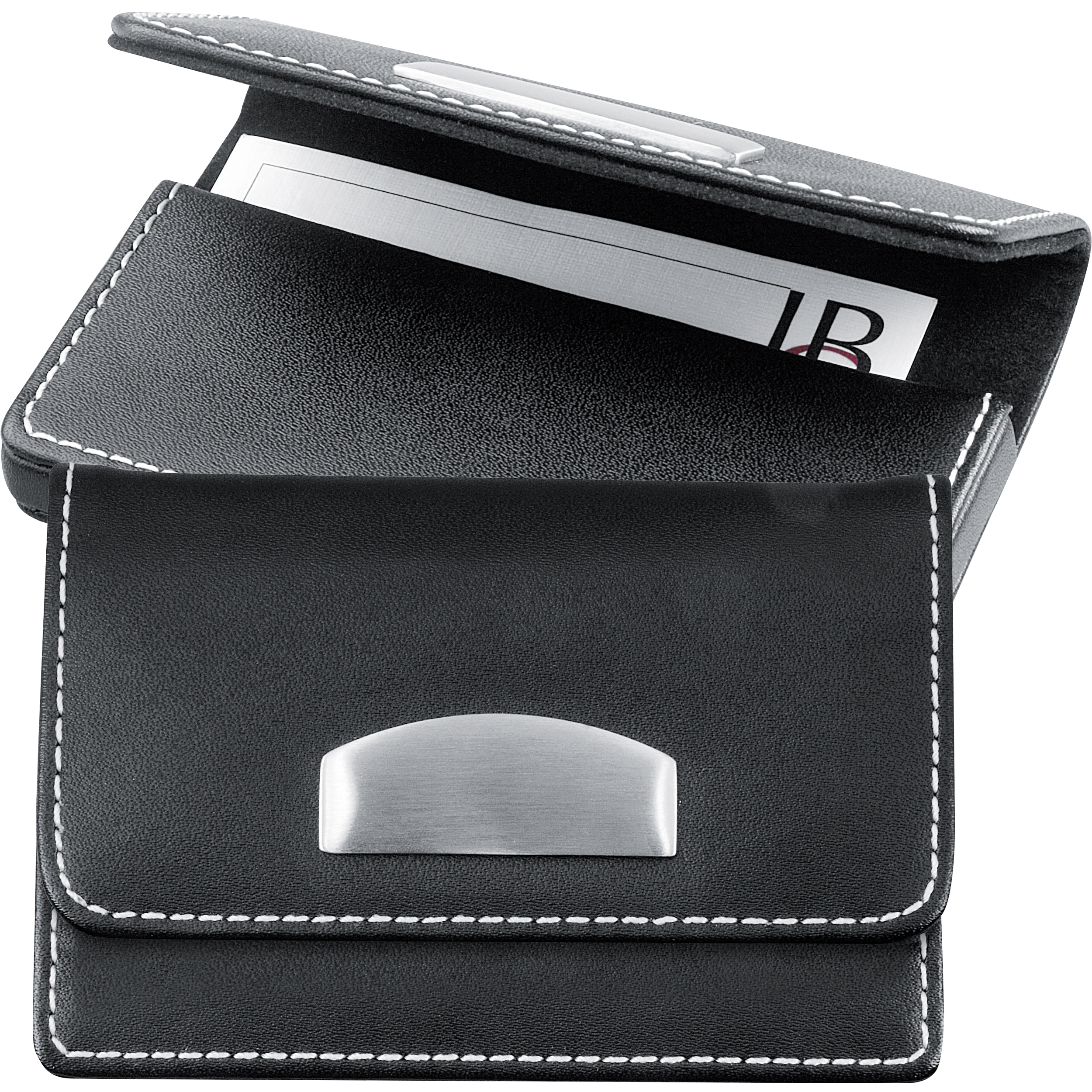 CrisMa leather business card holder