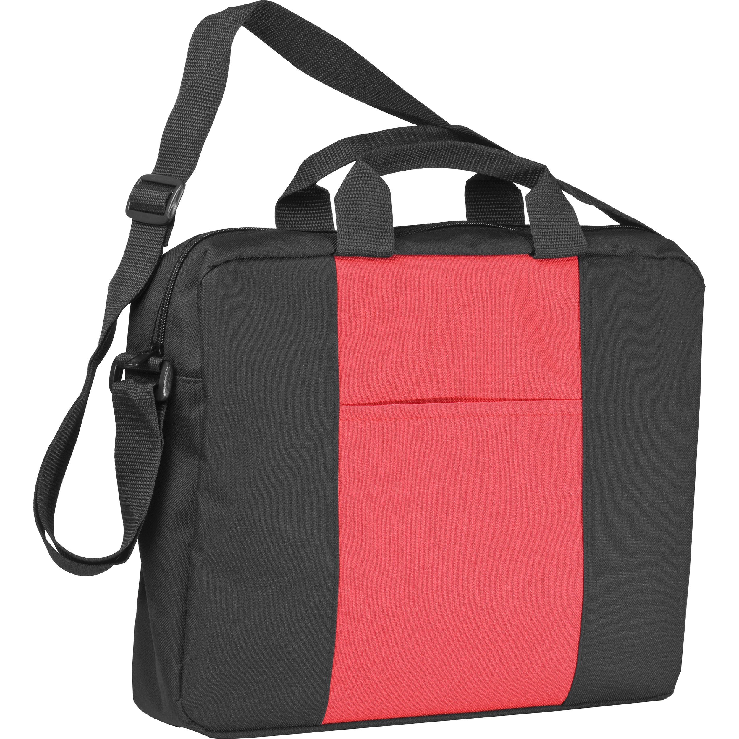 Shoulder Bag with wide stripe