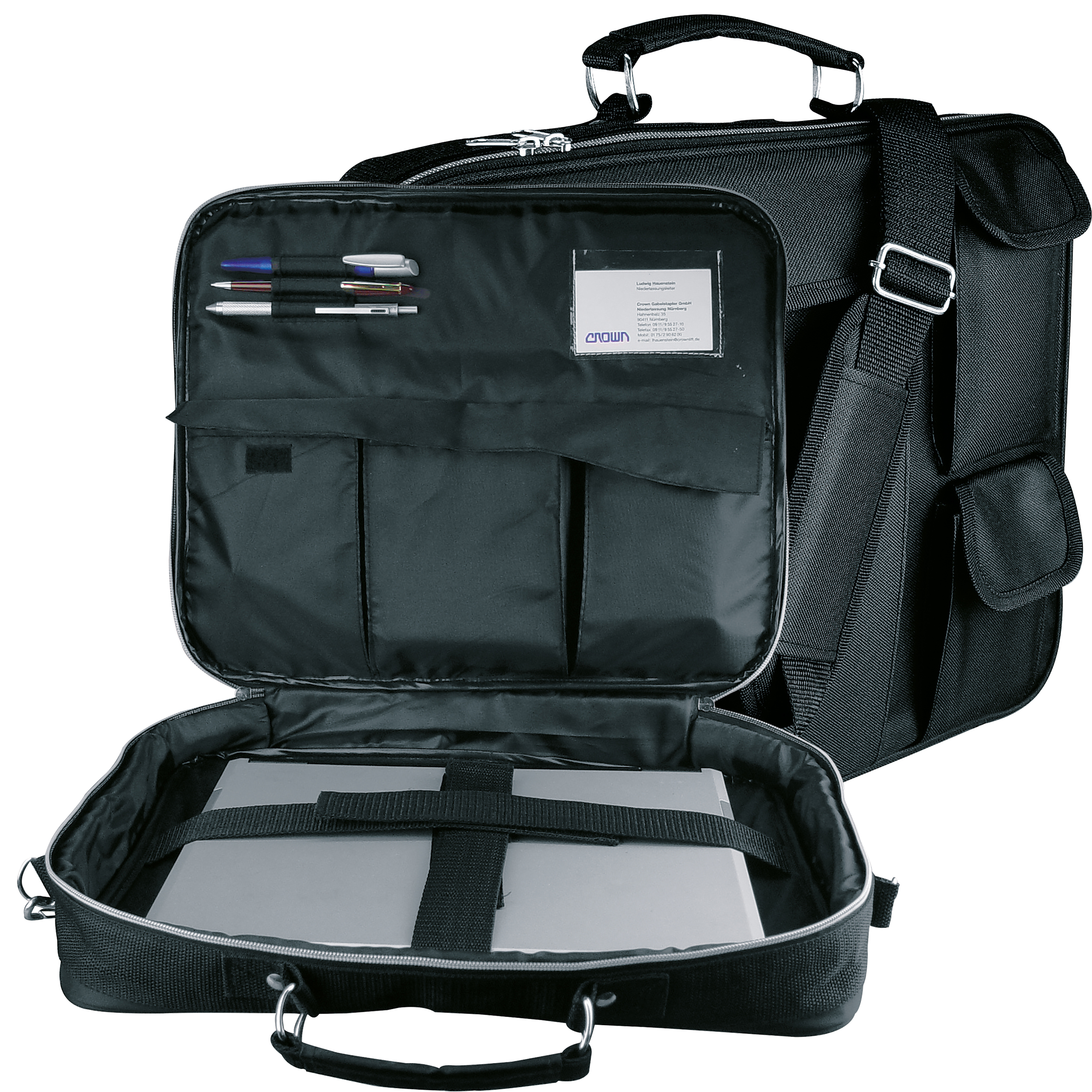 CrisMa laptop bag, polyester
