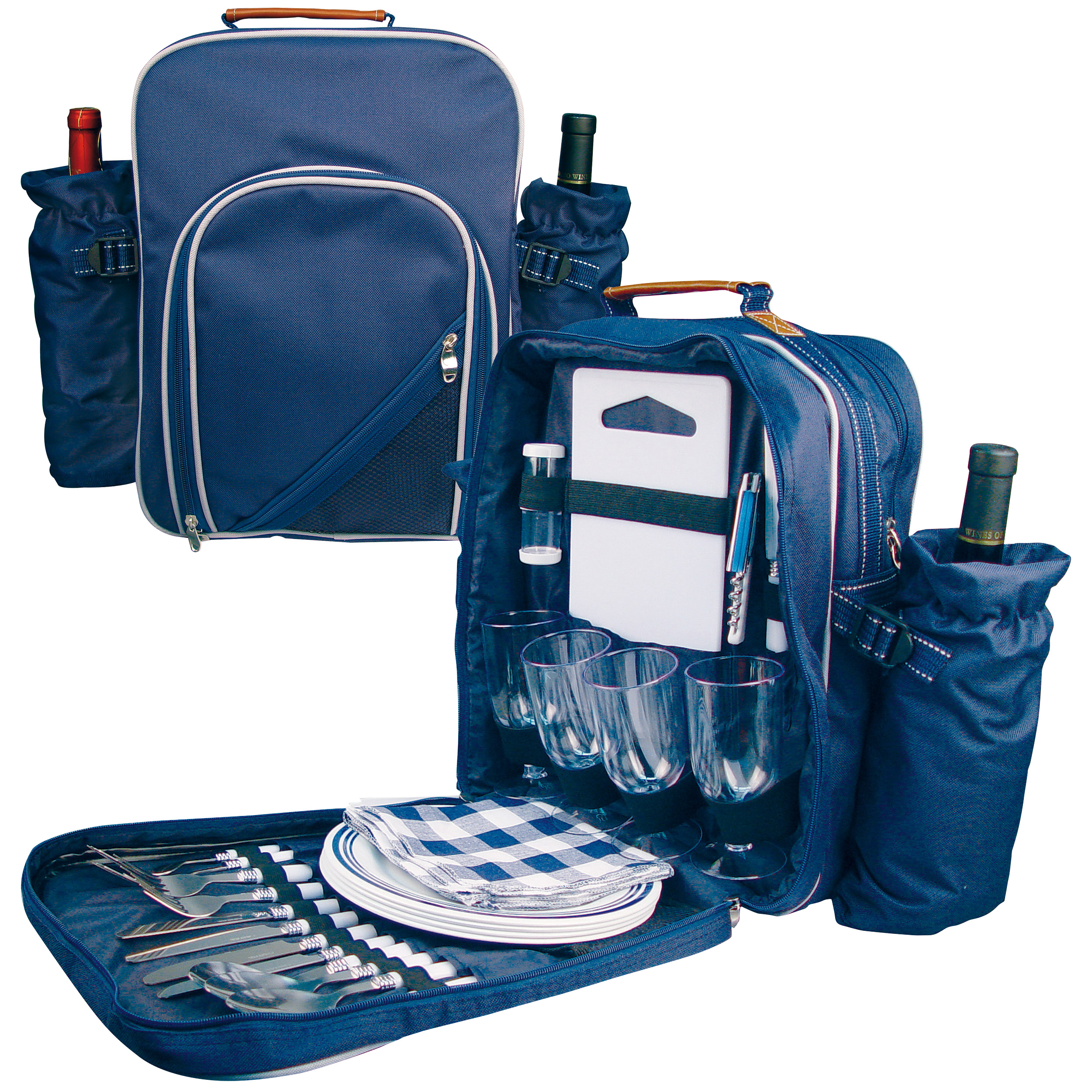 Picnic Backpack 4 people